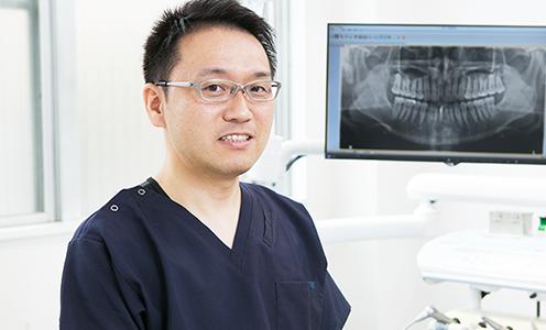 うきち歯科医院 院長 浮地 賢一郎のごあいさつ